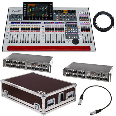 BUY 2 GET 1 FREE Behringers WING 48-channel Digital Mixer