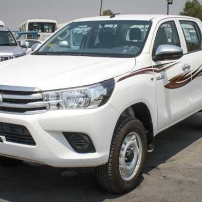 Hilux 4x4 Double Cab /RHD /LHD with ABS and airbag