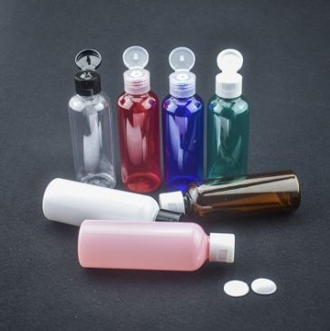 30ml 100ml Flip Top Cap PET Plastic Bottle