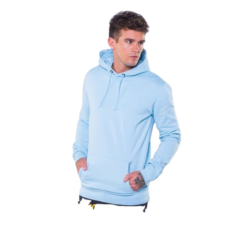 New Arrival Casual Style Sky Blue Hoodies