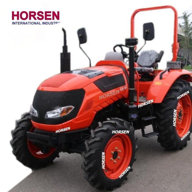 Mini traktor 30 HP 40 HP 2 WD 4 WD traktoren und traktor mäher für landwirtschaft made in china durch horsen internationalen industrie