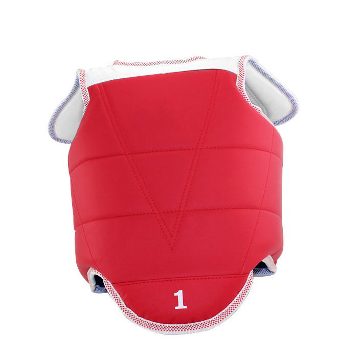 Wholesale Protective Equipments Approved Ultra Light Karate Chest Guard Protector ,karat