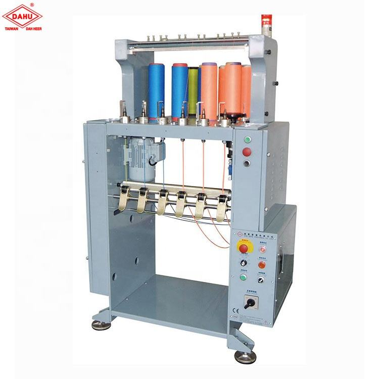 DAHU ROPE CORD MAKING KNITTING CYLINDER MACHINE