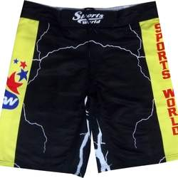Sublimated MMA Shorts custom cotton polyester mesh wholesale MMA Shorts for men