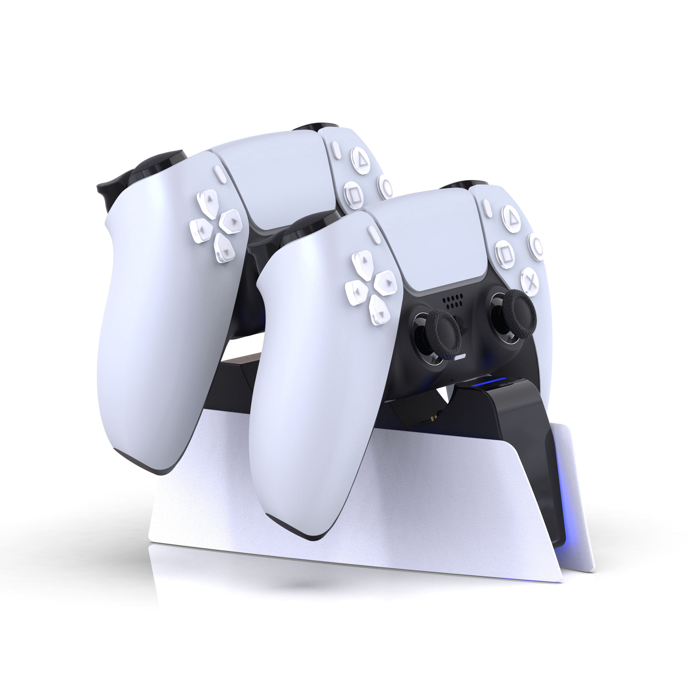 Honcam Klik In Ontwerp Snelle Charger Stand Station Andere Game Accessoires Play Station Voor Playstation 5 Dualsense PS5 Controller
