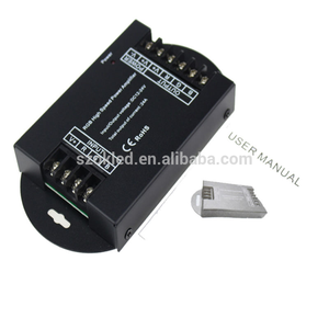 RGB Led Amplifier 24A High Speed Power Led Amplifier Amplify RGB Led Strip Repeater Led Controller