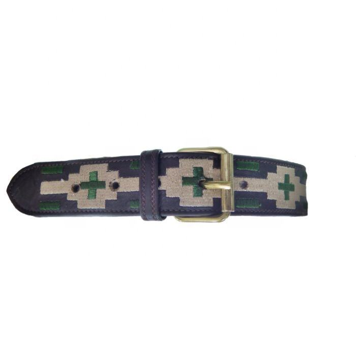 Export Quality Soft India Leather Polo Leather Belts