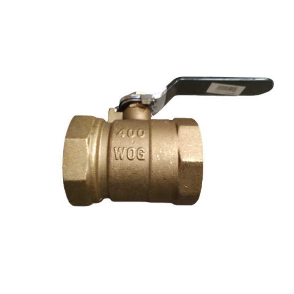 BALL Valves BRASS 1/2 SCRD