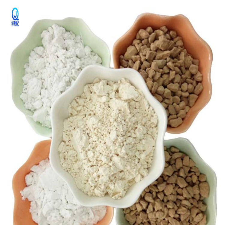 diatomaceous earth powder and diatomite graunles natural calcined and flux calcined