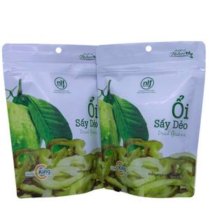 100% Natural Guava Organic Dried Fruit/ Snack Fruit Tropical Dried Megavita High Quality Organic Best Seller in Vietnam