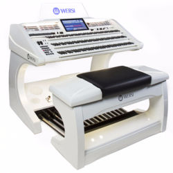 Available in stock new/ Used PERGAMON OAX1000 pearly white