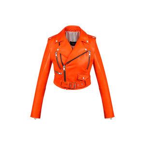 Ruja Womens Perfecto Genuine Leather Jacket
