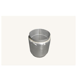 INSULATED INTERMEDIATE MODULE - CHIMNEY  FOR THROWING WASTE