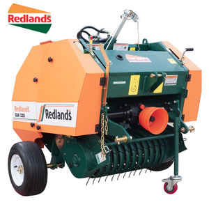 Redlands SBA 330 - CE Certified Round Baler for Hay/Straw/Husk/Grass