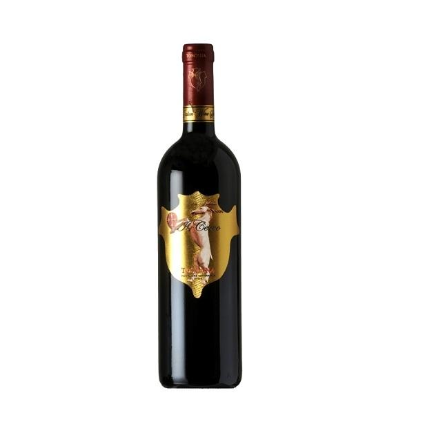 Supertuscan Il Cervo Ouro <span class=keywords><strong>Vinho</strong></span> Tinto Italiano 13.5% Premium <span class=keywords><strong>Vinho</strong></span> <span class=keywords><strong>Vinho</strong></span> made in Italy Qualidade Superior