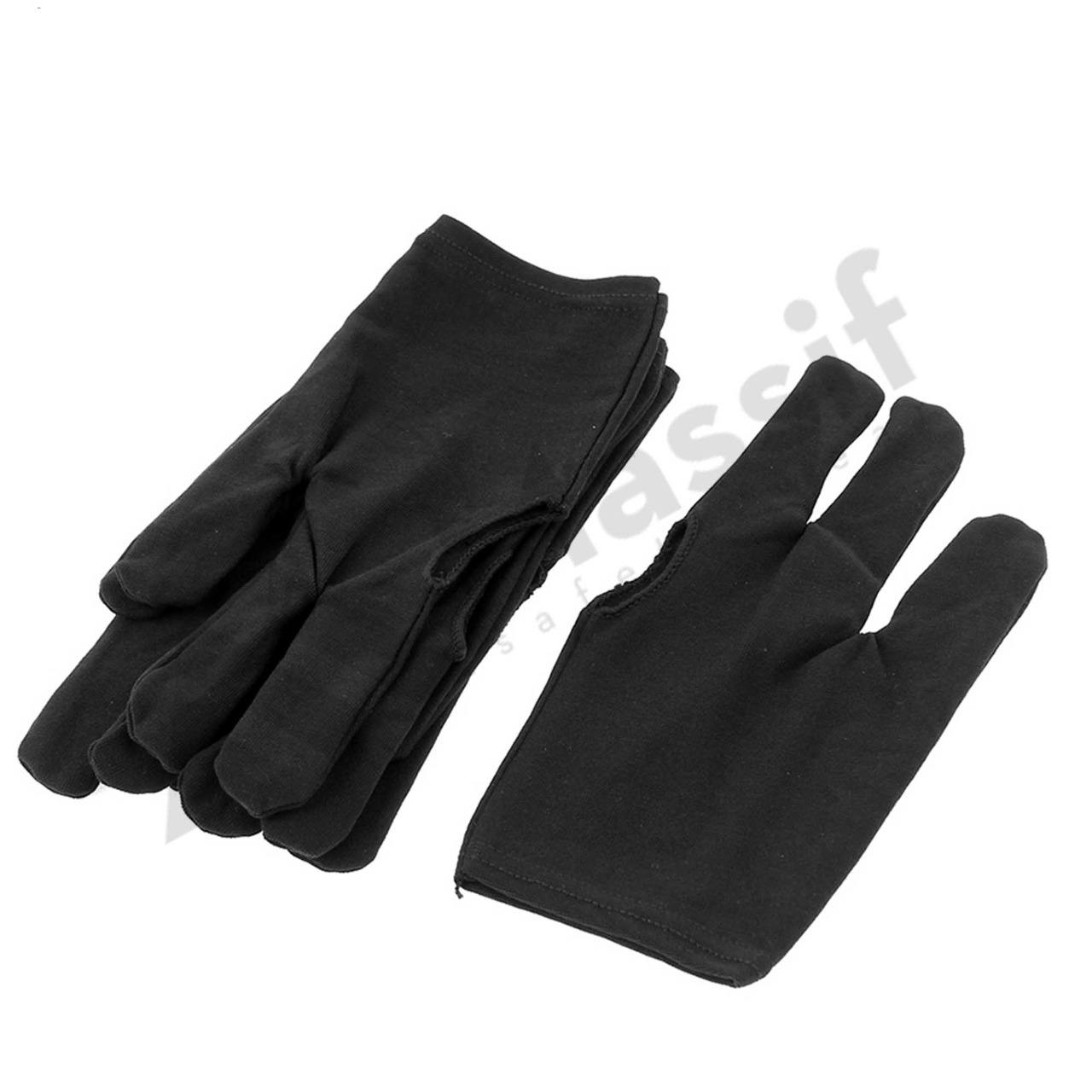 Billiard Cue -Glove Pool Left Handed Open Three Finger Accessories