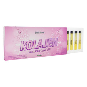 Collagen Drink Supplements Containing Hyaluronic Acid Vitamin B3 Single Shot 9mlx10 collagen supplements
