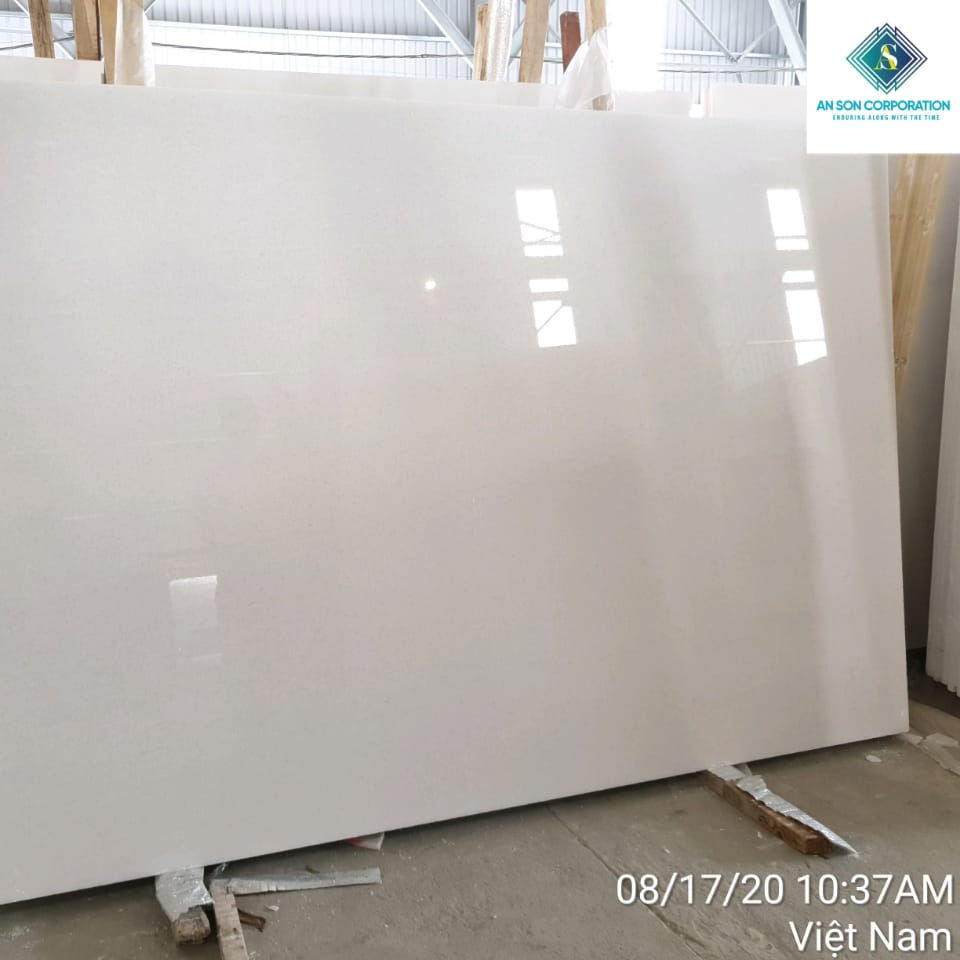 BUYING BIG WHITE SLABS TO GET BIG PROMOTION FROM AN SON CORPORATION