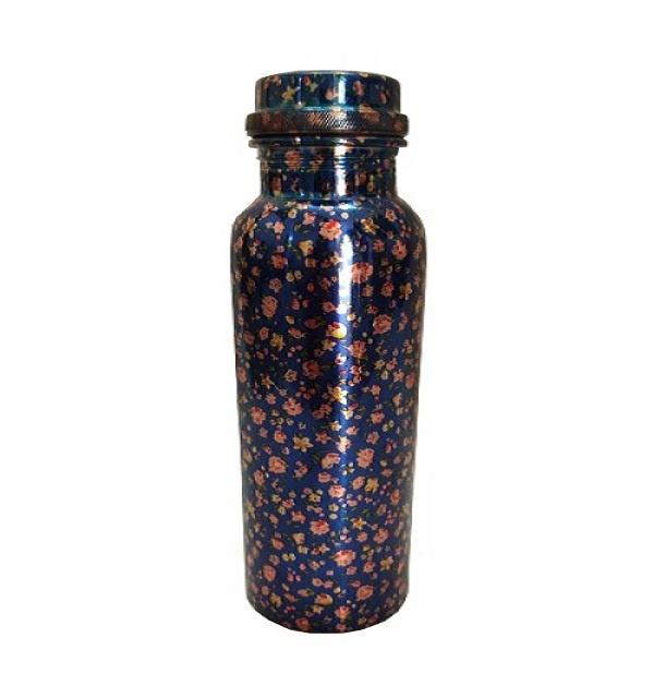 Best Quality Copper Water Bottle / Printed Copper Water Bottle