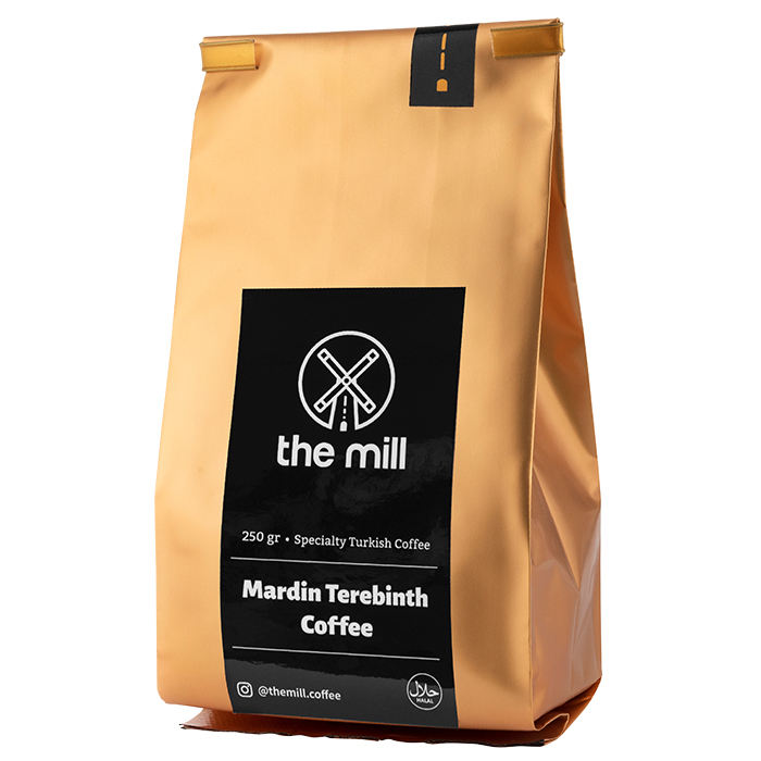 Turkish Mardin Terebinth Coffee 250gr The Mill