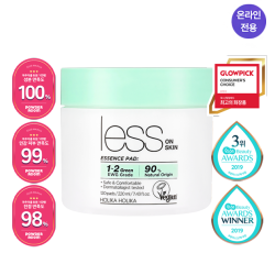 Less ON SKIN Essence Pad