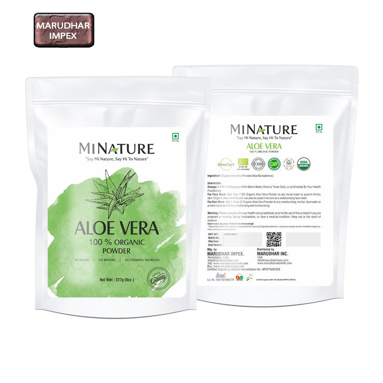Factory Direct Supply of Hair Moisturizing Use Aloe Vera Powder for Worldwide Importers