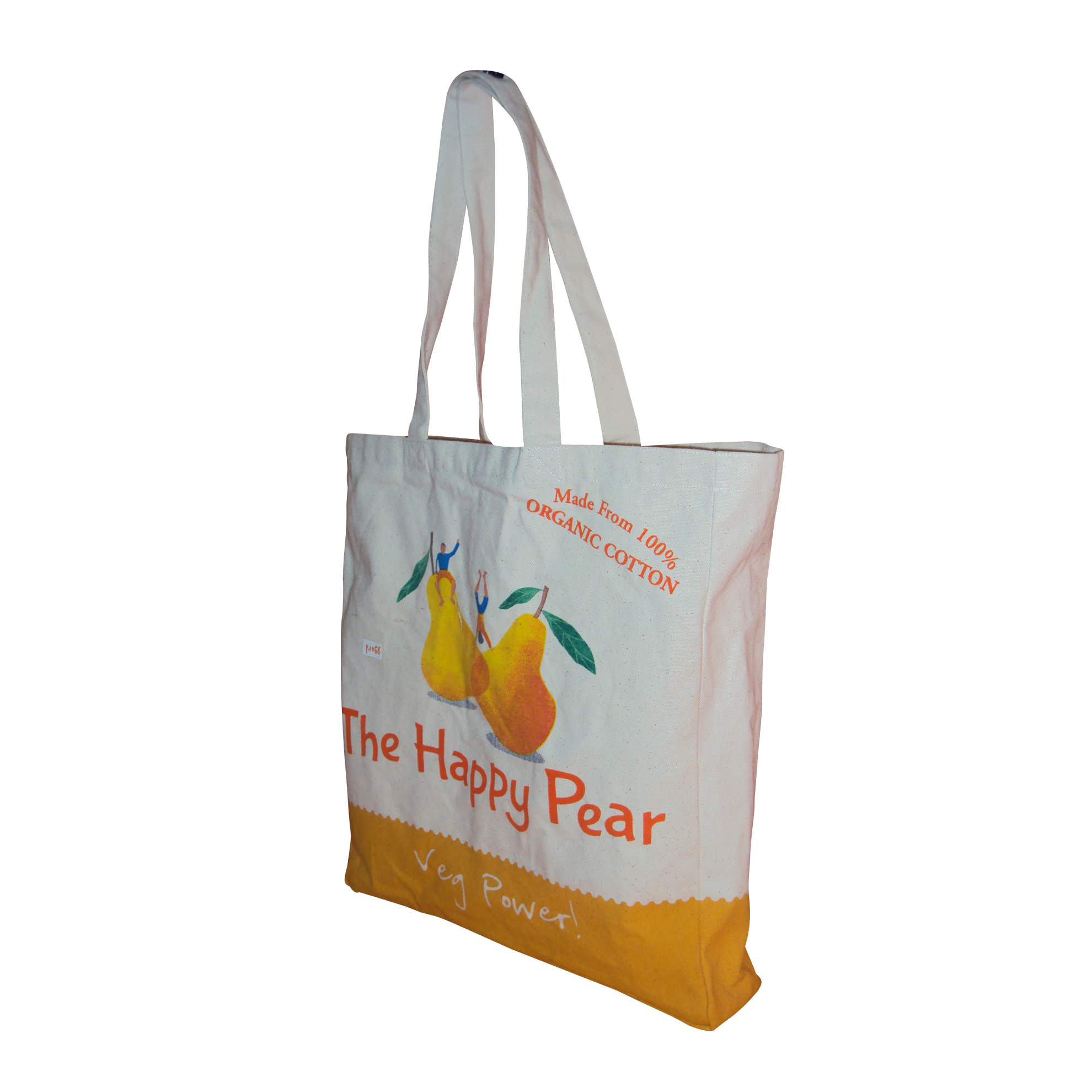 Best Selling Hand Made Ecology Washable Cotton Custom Designed Travel Cum Shopping Bag for Girls