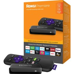 _Original 100% _New Roku Express Easy High Definition (HD) Streaming Media Player _