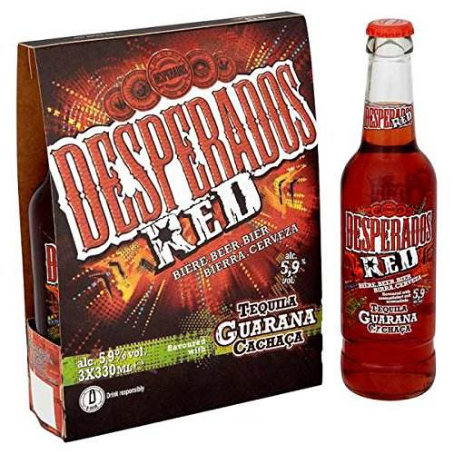 Beer Red Desperado Keyring Drink Opener Chain 200 Bottle New