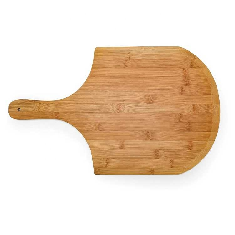 In Stock Bamboo Wood Kitchen Large Pizza Cutting Board