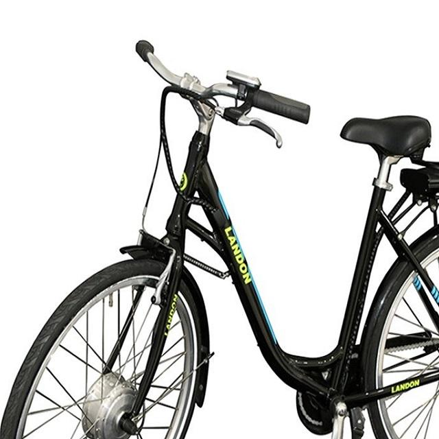 Electric bicycle 700C Shengyi Motor Battery 10.4AH/36V Alloy Frame Fork E-Bike Can FOB TAIWAN Or FOB SHANGHAI