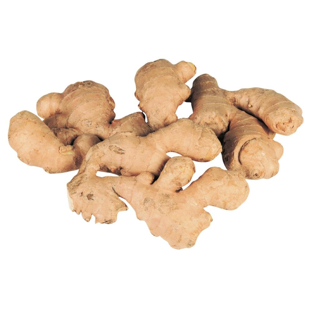 Dried Whole & Split Nigerian Dry Ginger