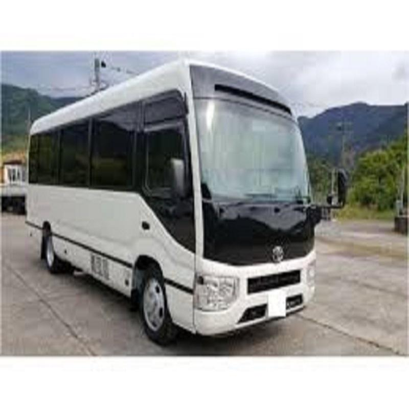RHD/LHD Coaster Bus available for export .