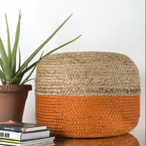 Living Room Furniture Macrame Pouf
