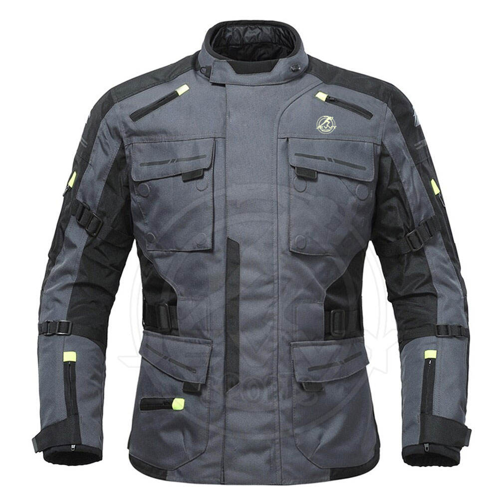 2020 Custom High Quality Men Motorbike jacket Cheap Motorcycle Cordura Jacket For Auto Racing
