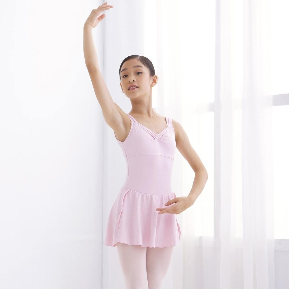 Tutu Skirts Dress Dresses Dance Training Dancewear Ballet Cross Back Dance Dress Girls Ballet Dress