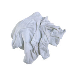 Recyclable Textile Waste Cotton Wiping Rags garments wholesale cheap price