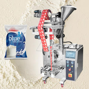 Automatic small sachets 100g 200g wheat flour baby milk powder filling packing machine