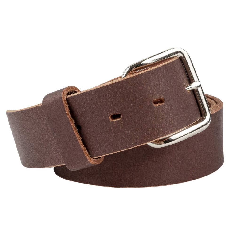 New Style Popular Men Genuine Split Cow leather belts