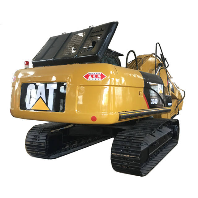 Used Caterpillar 324D Crawler Excavator 324DL in Lowest Price With High Quality