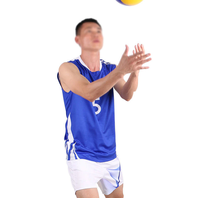 OEM Wholesale Customized Volleyball Shirt Design of Sport Wear for Team Volleyball Uniform