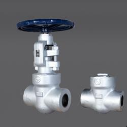 L&T Valves - Gate Globe and Check Valves - Small Bore - Class 1500 to 4500