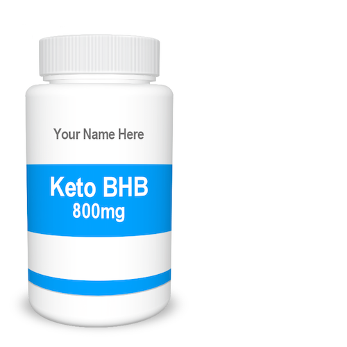Private Label Supplement - BHB - Keto Diet Pills