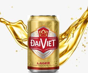 Alcohol drink 4.7% vol Lager Beer Can 330ml