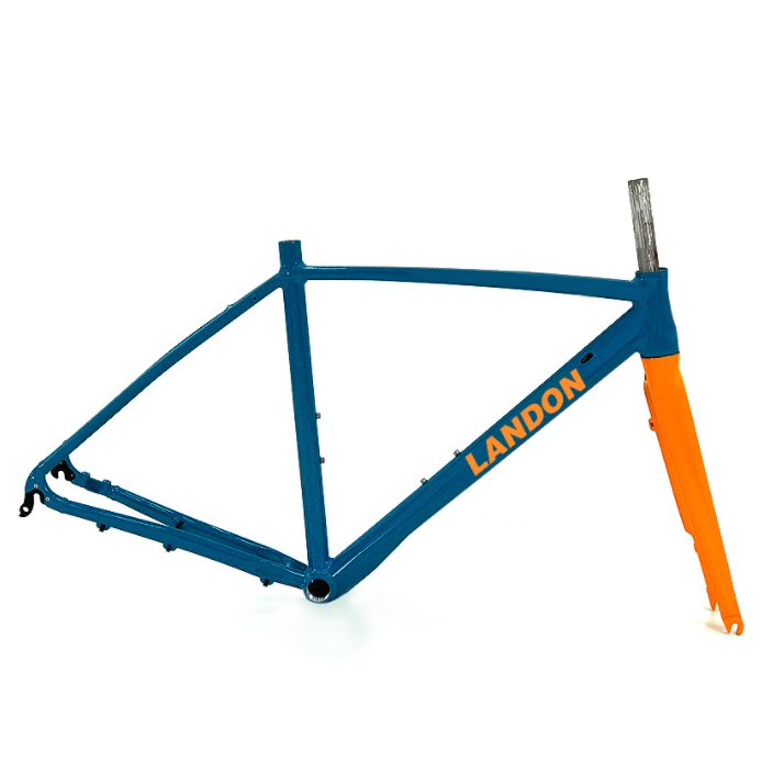 OEM China Aluminium Bike Frame 700C Alloy Bicycle Frame For ROAD Bicycles and GRAVEL Bike