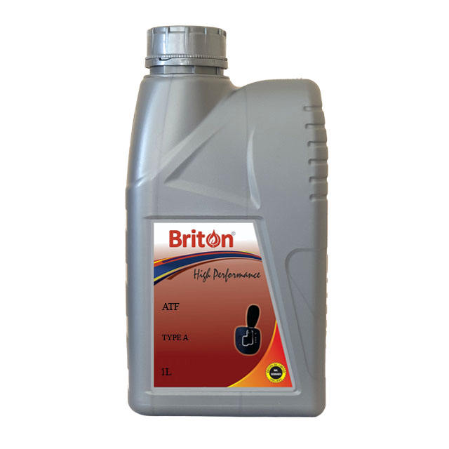 Automatic Transmission Fluid Briton ATF Type A Economical Power Steering Oil from Dubai Excellent Fluidity Mineral Lubricants