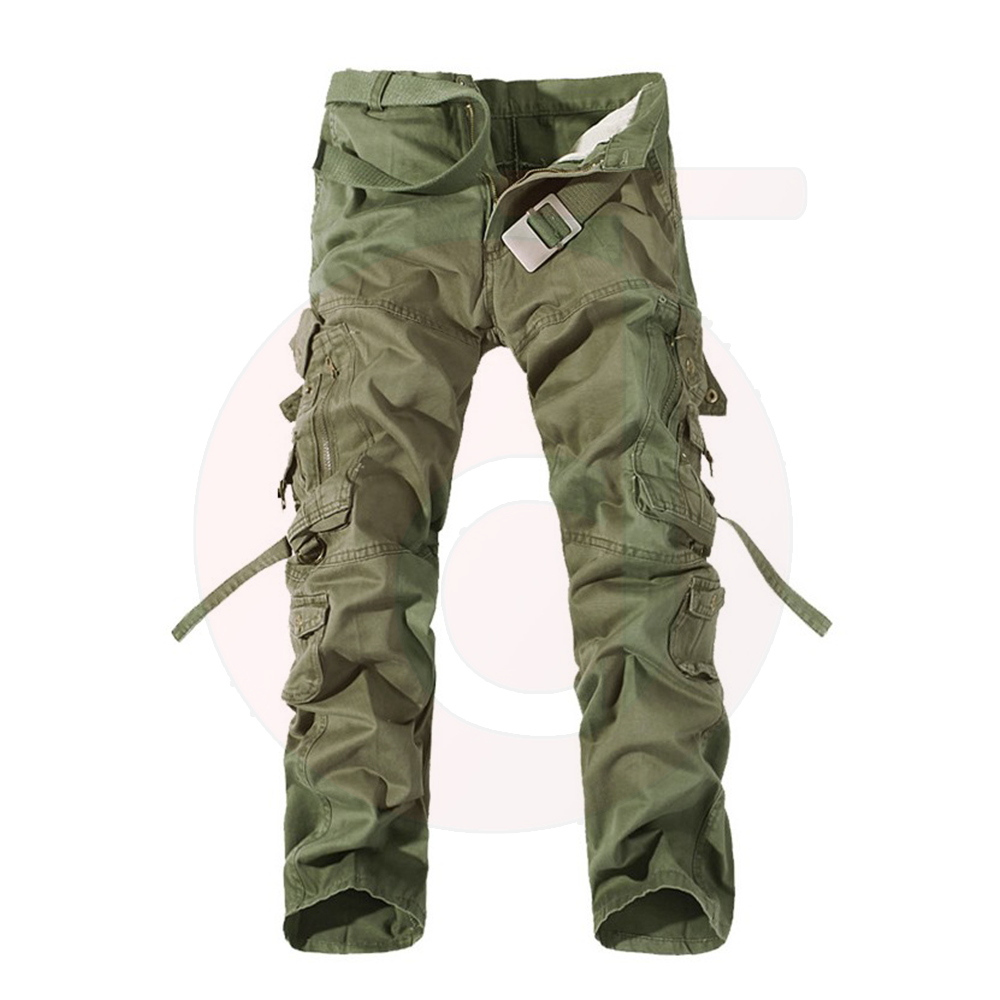 Men's Working Cargo Pants Heavy-Duty Cargo Work Pant With Pockets Custom Design Cargo Pants For Men