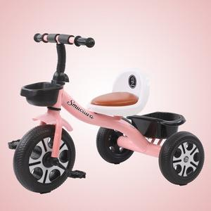 Foldable kids tricycle with canopy best selling baby stroller tricycle triciclo