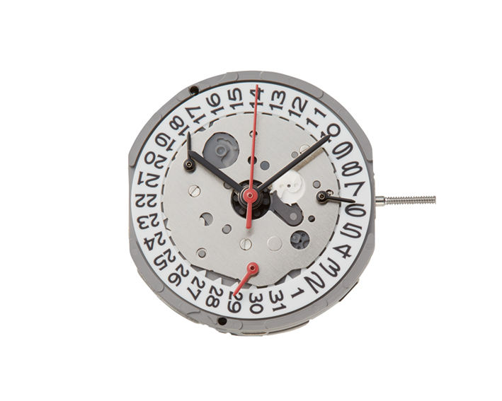 FS80 High Quality Chronograph Japan Miyota Watch Movement With 3 Hands And Retro Day