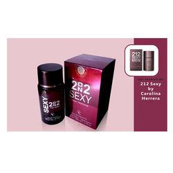 24X7 Sexy 3.3 oz Eau De Toilette For Male